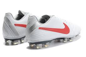 nike tiempo legend iv elite kangaroo leather fg soccer cleats white red