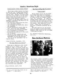 Nder Volume Vi11 Number 1 January February 1980 New Northern