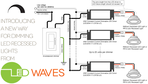 wiring diagram led step dimming driver wiring diagram schematics wiring multiple recessed lights nilza net