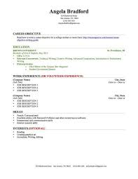 Education Section Of Resume Example Resume Education Resume Education Major  Minor