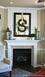 Beautiful Ideas For Decorating Above A Fireplace Mantel Best 20 Over  Fireplace Decor Ideas On Pinterest Mantle