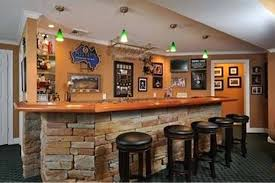 bar decor ideas sports decorating full size decorations