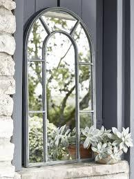 garden mirrors. Small Outdoor Window Mirror Garden Mirrors Y
