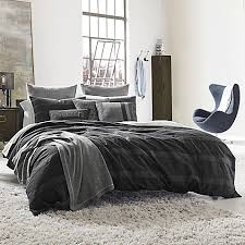 Amazing mens duvet covers kenneth cole reaction home obsidian reversible duvet  cover in black - bed