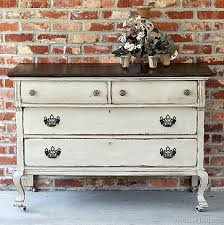 two tone painted furniture. How To Get This Look Two-tone Paint Finish Petticoat Junktion 10 Steps Painting Two Tone Painted Furniture I