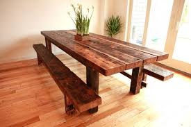 large size of custom made custom farmhouse dining table and benches for kitchensurfingcom handmade wooden storage