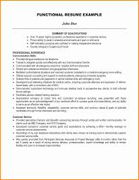 Example Of Professional Summary For Resume Example Of Professional Summary Copy Examples Professional Summary A 15