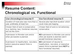 functional resume vs chronological resume resume format guide chronological  functional combo chronological resume vs skills resume
