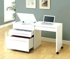 white desk office. Exellent White Small White Corner Desk Modern Office  With Glossy   In White Desk Office D