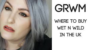 grwm where to wet n wild in the uk