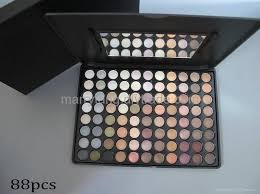 whole mac makeups eyeshadow palettes fashion 88 colors eye shadow kits 2