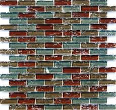 Kitchen Backsplash Red Red Glass Tile Kitchen Backsplash Aphia2org