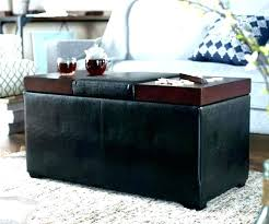 square coffee table ottoman brown leather ottoman large coffee table double bed large square leather ottoman