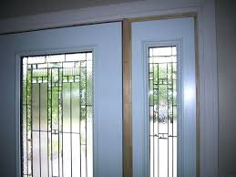 entry door glass inserts replacement exterior door with glass fantastic exterior door glass insert replacement on