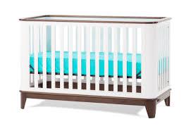 modern white cribs  allmodern