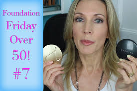 foundation friday for over 50 7 cover fx vs jane iredale pressed mineral foundation