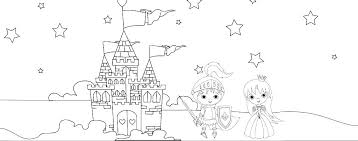 Fairytale Colouring Pages Fairy Tale Ring Pages Tales Book Uring