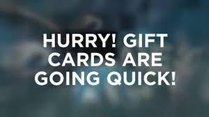 deals on half gift cards 2016