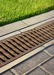 large size corrugated pipes are often used to carry water away from storm drains