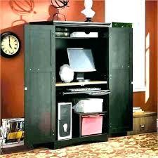 home office desk armoire. Computer Desk Armoire Home Office Desks Laptop Furniture