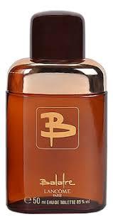 Духи <b>Lancôme Balafre</b> мужские — отзывы и описание аромата