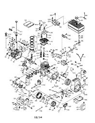 Tecumseh model LH358SA-159497Z engine genuine parts