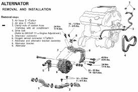 stealth 316 oxygen sensor replacement manual diagram for alternator removal