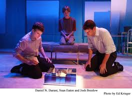 reviews in flowers for algernon deaf west theatre weaves bww reviews in flowers for algernon deaf west theatre weaves american sign language spoken english
