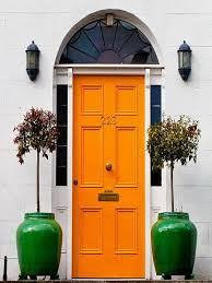 colored front doorsLovely Colored Front Doors