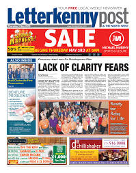 Letterkenny 03 05 2018 By River Media Newspapers Issuu