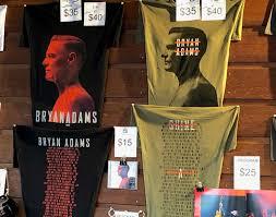 Bryan Adams Shine A Light Tour Setlist Rockers Billy Idol And Bryan Adams At Dte Setlists