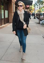 Kate winslet jeans best of photos of the actress! Kate Winslet Turns 40 Actress Celebrates Her Birthday In New York City Celebrity News Showbiz Tv Express Co Uk