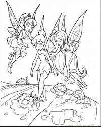 Download Disney Fairies Coloring Pages Armeniephotoscom