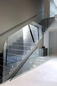 Moscow architecture Glass balustrade to stairs Paris Reaumur-Sebastopol **.