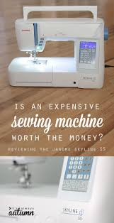 is it worth it to buy an expensive sewing machine | Sewing machine ... & is it worth it to buy an expensive sewing machine Adamdwight.com