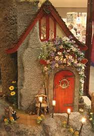 Small Picture Fairy doors in the garden Fairy doors Tree trunks and Elves