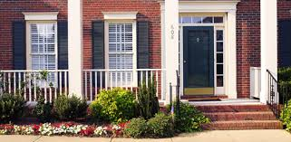 front door kick plateHow to Improve Home Curb Appeal  Todays Homeowner
