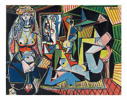 picasso complete works picasso sells for 179 4 m at christies an all time record for a