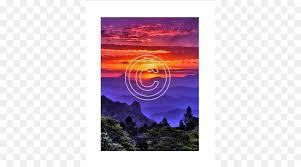 sunset photography cloud sunset mountain