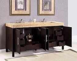 modern double bathroom vanities quot ranger modern double ramp sink bathroom vanity storage vanities a