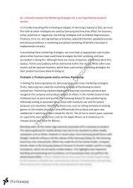 marketing strategies essay year hsc business studies  marketing strategies essay