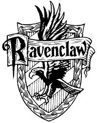 Ravenclaw Crest Coloring Page Google Search Color Pages Harry
