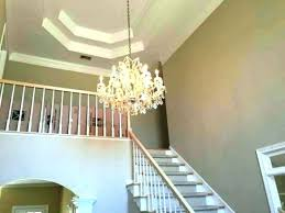 chandelier for foyer chandeliers 2 story foyers hang modern lighting two homes style 3 size