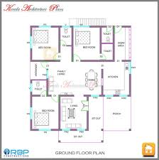 2 bedroom house plans in kerala awesome architecture kerala style single storied house plan and design