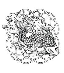 Hard Coloring Pages Printable