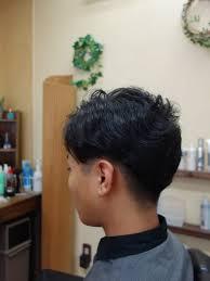 ツーブロック Barbers K 倉敷岡山の散髪屋ヘアーサロン