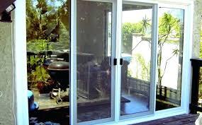 sliding door replacement cost door glass