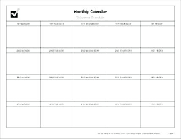 Sign Up Calendar Template Fill In Calendar Template Printable Free Volunteer Sign Up Committee