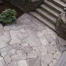 square concrete paver patio. Flagstone Is A Natural Patio Option · Using Belgard Pavers Square Concrete Paver N
