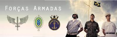 Resultado de imagem para FORÇAS ARMADAS
